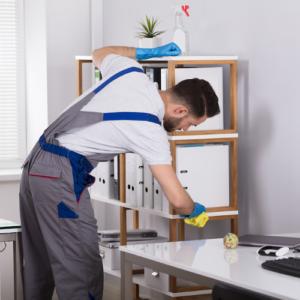 Servicio de limpieza exclusivo para bancos y oficinas bancarias