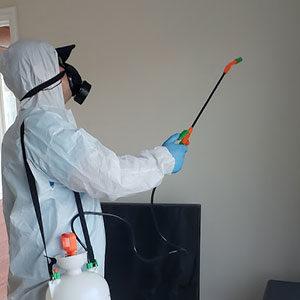 Desinfección, limpieza y sanitización COVID-19